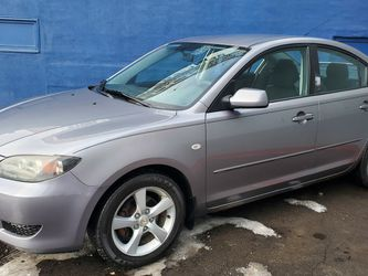 2006 Mazda Mazda3**$2595**140k**Runs Great!** for Sale in Detroit,  MI