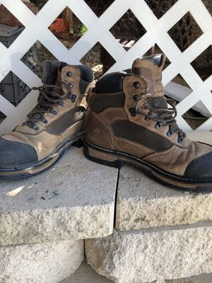 Rocky work boots size:12, leather uppers for Sale in Cranberry Township, PA