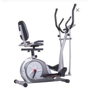 Orbitrek Machine / Exercise Bike (new) for Sale in Las Vegas, NV