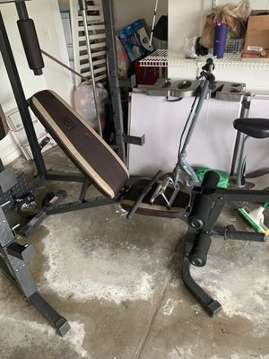 Marcy Home Gym for Sale in Kissimmee, FL