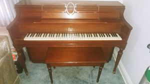 Story and Clark Upright Piano with Bench for Sale in Akron, OH