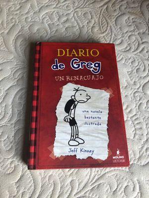 Libro de Diario de Greg en español for Sale in Los Angeles, CA
