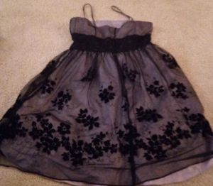 Formal or Cocktail Dress Perfect for Prom or Marine Corps Ball (Size 7) for Sale in Wildomar, CA