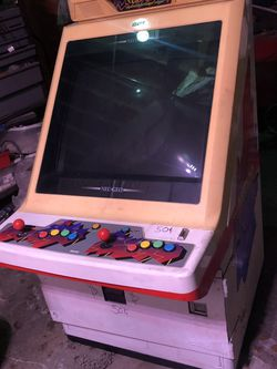 Neo Geo steel cabinet from Japan arcade game for Sale in Anaheim,  CA