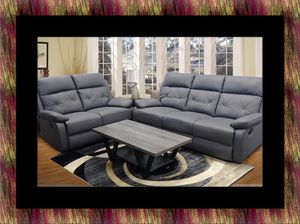 8102 recliner sofa and loveseat for Sale in College Park, MD