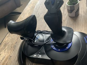 Thrustmaster T-Flight Hotas 4 Joystick and Throttle for Sale in San Diego,  CA