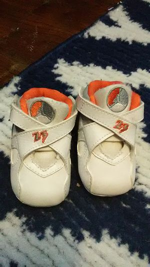Baby Jordans size 1c for Sale in Greensboro, NC