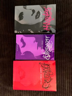Evernight, Stargazer, and Hourglass by Claudia Gray for Sale in El Dorado, KS