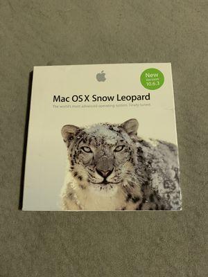 Mac OS X Snow Leopard Installation DVD for Sale in Jacksonville, FL
