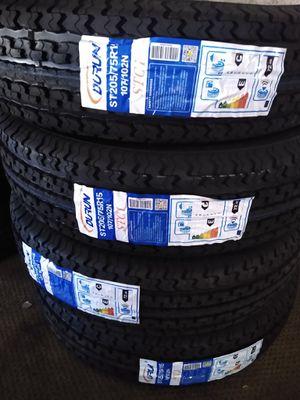 St 205/75/15 Trailer tires $220 for Sale in Phoenix, AZ