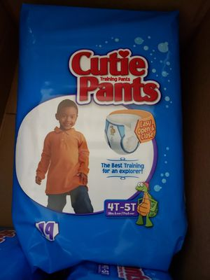 Pull up diapers for boys for Sale in Cape Coral, FL