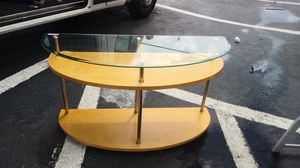 SOFA TABLE for Sale in Oakland Park, FL