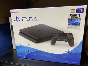 PS4 Slim 1T $220 for Sale in Garland, TX