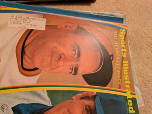 1970 sports illustrated The desperate race for Sale in Corinth, ME