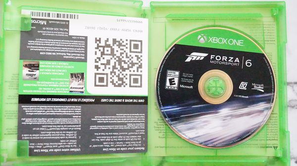 Xbox one FORZA 6