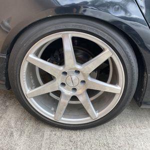 Vosssen Wheels 19x8.5 for Sale in Hialeah, FL