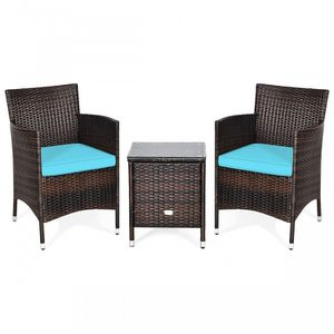 3 Pcs Patio Furniture Set Home Furniture for Sale in Henderson, NV