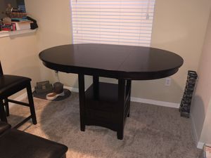 New kitchen table with 4 chairs for Sale in Richardson, TX