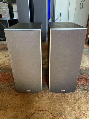Polk Audio Monitor 40 Bookshelf Speaker Pair for Sale in Santa Barbara, CA