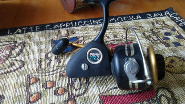 Penn 712z fishing reel