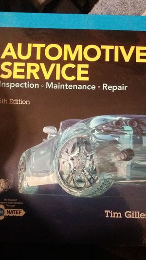Used automotive books 5th and 4th edition for Sale in San Jose, CA