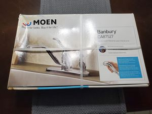 Moen Kitchen Sink Faucet New for Sale in Houston, TX