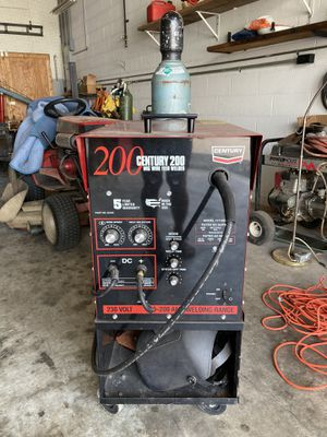 Mig welder- Century 200 for Sale in Bethel, PA