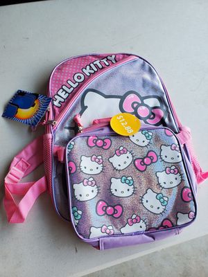 Hello kitty backpack for Sale in Fresno, CA