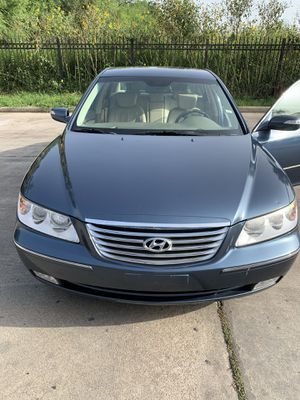 2009 Hyundai Azera Clean Title Navigation for Sale in Houston, TX