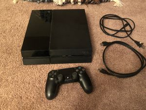 Ps4 with controller for Sale in San Diego, CA