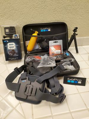 GOPRO HERO 8 BLACK + MANY EXTRAS for Sale in Portland, OR