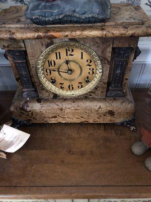 Antique Seth Thomas Mantle Clock for Sale in Suffolk, VA