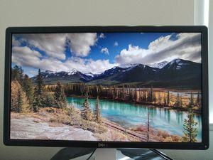 """24"""" inch Dell Monitor - 1080p -DVI & VGA -Model E2414HT for Sale in Las Vegas, NV"""