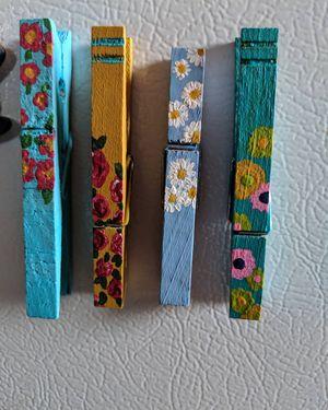 Photo/list clip magnets for Sale in Manton, MI