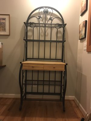 Cute Cafe Style Kitchen Stand for Sale in Lake Forest Park, WA