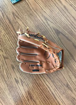 Wilson T- ball glove for Sale in Appleton,  WI