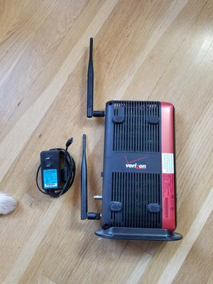 Verizon actiontec fios router wifi device for Sale in Westford, MA