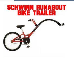 Schwin Runabout Bike Trailer - Bike Tandem for Sale in Oviedo, FL