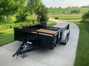 This Is A Excellent Utility Trailer for sale. for Sale in Jersey City, NJ