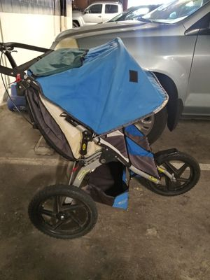 Bob double stroller for Sale in Redwood City, CA