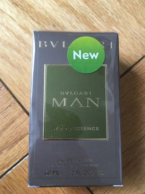Bvlgari Man Wood Essence Brand New for Sale in Chevy Chase, DC