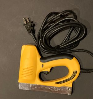 Arrow Electric Staple and Nail Gun for Sale in Dellwood, MN