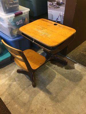 Antique kids desk for Sale in East Wenatchee, WA