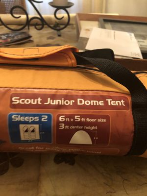 Scout Junior Dome Tent for Sale in Chicago, IL