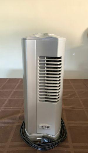 Seville Classics MINI Tower Desktop Oscillating Fan for Sale in La Puente, CA