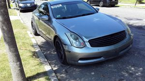 Part out Infiniti g35 for Sale in Queens, NY