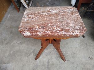 Antique side table for Sale in Redondo Beach, CA