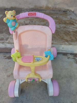 Doll stroller. Fisher price. In good condition for Sale in Alhambra, CA