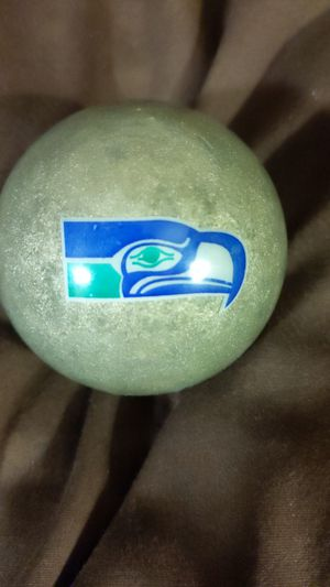Vintage Seahawks cue ball for Sale in Bothell, WA