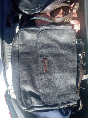 Joes mens leather messenger bag for Sale in Los Angeles, CA